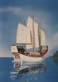 steady boat